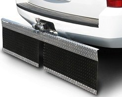 Stone Guard Pickup Truck Towing Rock Mud Flap Protection Hitch System