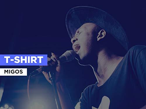 T-Shirt im Stil von Migos