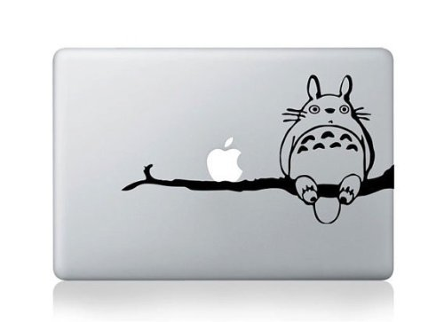 Totoro Branch Macbook 13 inch decal sticker for Apple Laptop