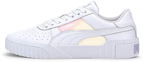 Puma - Womens Cali Glow Wn¿S Shoes, Size: 7.5 B(M) US, Color: Puma White