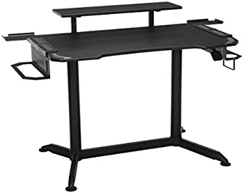 Respawn 3010 Pneumatic Height-Adjustable Gaming Computer Desk