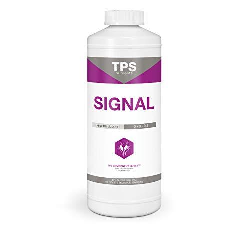 Signal Terpene Enhancer Plant Nutrient Supplement, Flower Hardener and Increases Flavor by TPS Nutrients, Quart (32 oz)