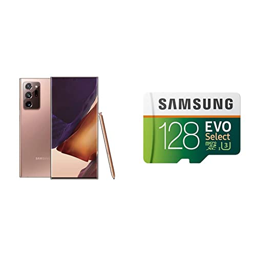 Samsung Electronics Galaxy Note 20 Ultra 5G Factory Unlocked Android Cell Phone,...