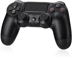 Powerextra Controlador Inalámbrico- Diseño Avanzado 3D-Sensor y G-Sensor-Gamepad Wireless Bluetooth con Doble Vibración...
