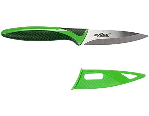 Zyliss pelar y cuchillo de pelar, Pelar, Verde, acero inoxidable, 1
