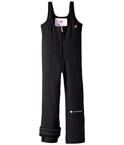 Obermeyer Snell Pantalón elástico para niñas, Negro, 8