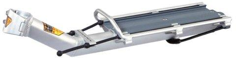 TOPEAK Unisex-Adult Gepäckträger MTX Beamrack V Type, schwarz, Einheitsgröße