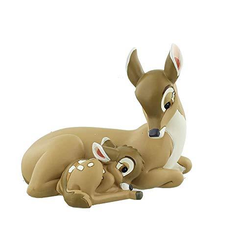 Disney Bambi y Madre Figura Decorativa de Recuerdos, My Little One