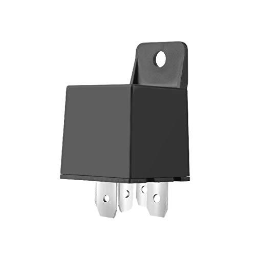 Facynde Rastreador GPS de Seguimiento en Tiempo Real, localizador de relé, localizador GPS, Dispositivo antirrobo de Seguimiento de Coche de Motocicleta