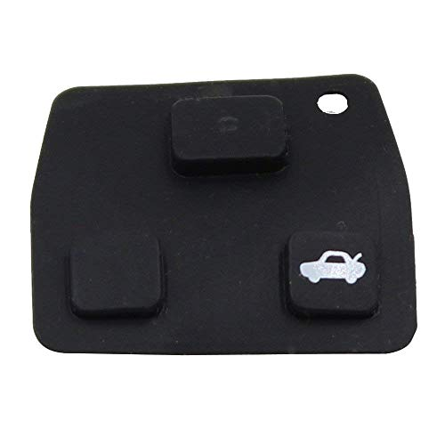 2 or 3 Button Rubber Pad f