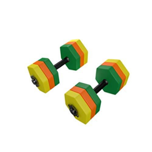 ZAZA Ajustable con Mancuernas Barra Conjunto, Home Office Gym Fitness Ejercicio de la Libre Pesas Conjunto for Hombres y Mujeres Mancuernas para Ejercicio en casa (tamaño : 20kg (10kgx2) Pair)