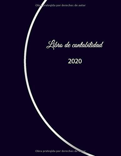Libro de contabilidad 2020: libro de contabilidad o como libro de presupuesto | la visión general de sus finanzas | formato A4 con 370 páginas ... y egresos| con cubierta insensible – rojo