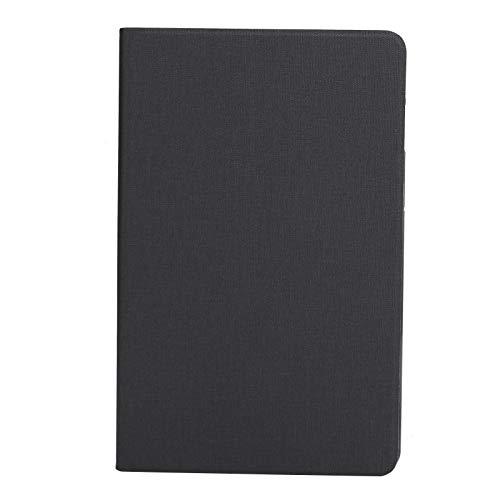 Tablet-Hülle, Tablet-Schutzhülle, Anti-Drop-PU-Ledertablette Hülle für Alldocube iPlay 40, rutschfest & hautfre&lich(schwarz)