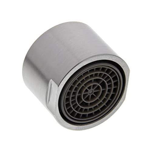 Strahlregler IG M22x1 Edelstahl finish Hochdruck 139086 für BLANCO ALTA-S, LINUS-S, TALOS-S, ZENOS-S, CULINA-S Mini - Wasserhahn Sieb, Wasserhahn Einsatz, Mischdüse, Strahlregler Wasserhahn