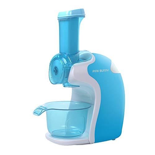 20W Softeismaschine Eismaschine Frozen Yogurt-Milchshake Maschine Flaschenkühler,für Heimwerker Küche