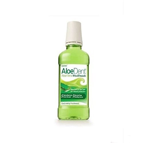 Aloe Dent | Aloe Vera Mouthwash | 2 x 6 x 250ml