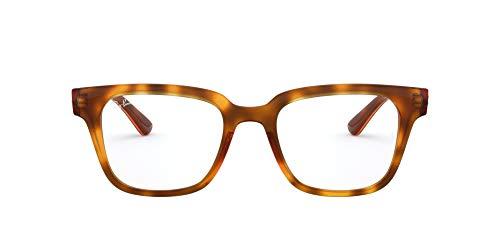 Ray-Ban 0rx4323v Gafas de lectura, Gelb, 51 Unisex Adulto