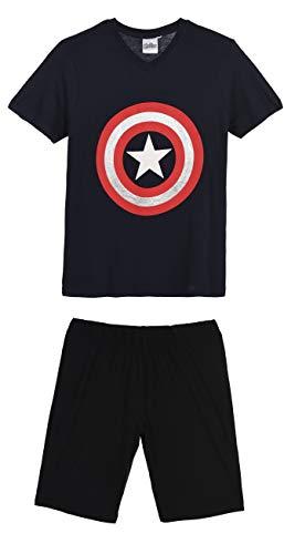Avengers Hombre Pijama Corto