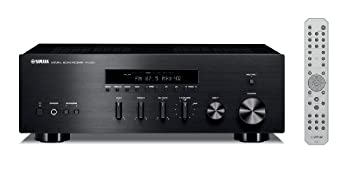 Yamaha R-S300BL Stereo Receiver  Black
