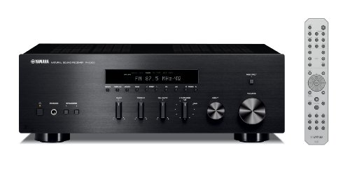 Yamaha R-S201BL 2-Channel Stereo Receiver