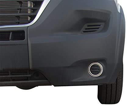 Ducato Chrom-Felgenabdeckung für Nebelscheinwerfer, 2 Stück, Edelstahl