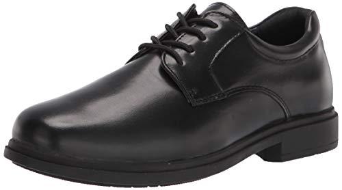 Amazon Essentials Kids' Lace Up Dress Shoe Oxford, Black, 10 Toddler US Toddler