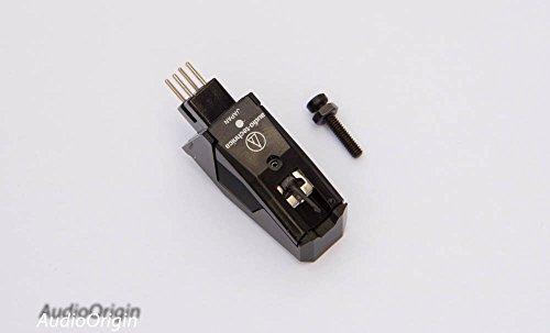Bewegende magneet pickuphouder met diamant naald past SONY PS-LX430, PS-LX430C, PS-LX433, PS-FL7, platenspeler afneemer, naald