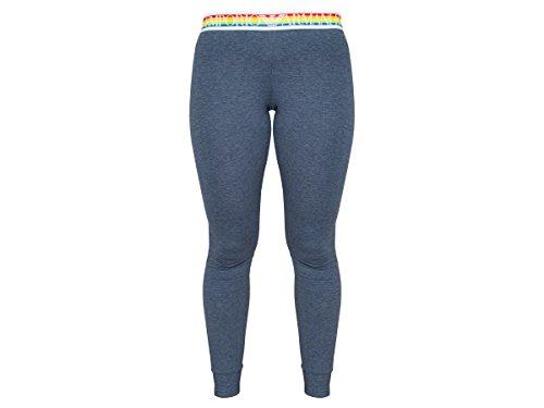 Emporio Armani Damen Leggings, Pants, Hose 8P217163998 (L, 19235 Blue)