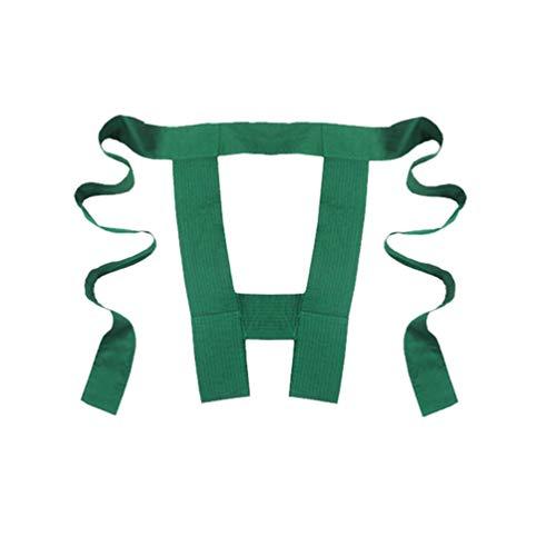 Healifty soporte del torso para posicionar la silla de ruedas cinturón de seguridad y arnés de hombro