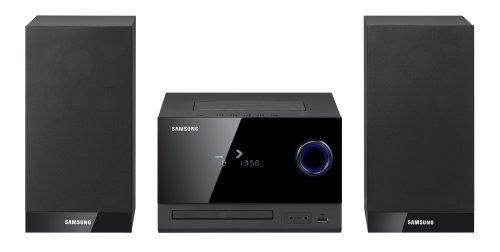 Samsung MM-DG 25 R Compacte installatie (DVD-speler, 120 Watt, CD-ripping, USB 2.0)