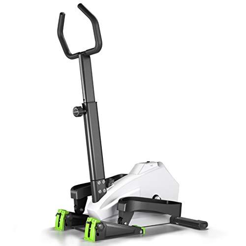 Llq2019 Pedane Regolabili Regolabile per la Perdita di Peso Home Stovepipe Controllo Magnetico Silenzioso Ellittico Walker Attrezzature per Il Fitness Peso del Cuscinetto 100 kg