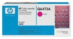 HP Q6473A Cartucho de tóner magenta original HP 501A