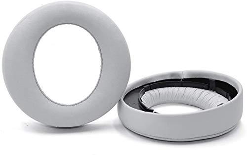 Ersatz-Ohrpolster kompatibel mit Sony Playstation Gold Wireless Headset 7.1 Surround Sound PS4 2018/500 Millionen Limited Edition Headset (grau)