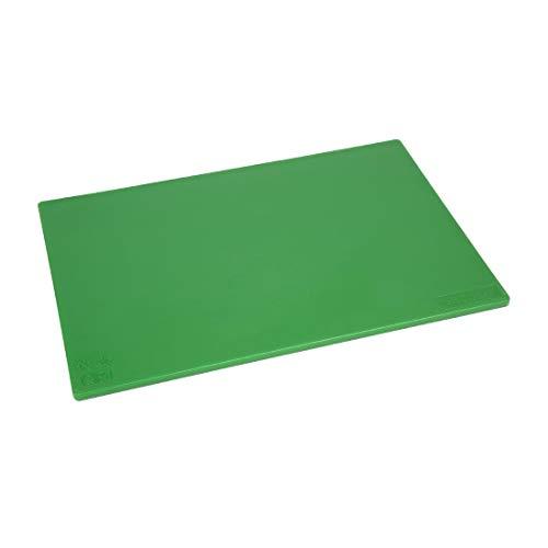 Genware G1812 Poly snijplank, 45,7 x 30,5 x 1,3 cm groen