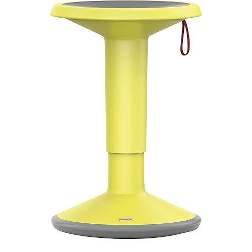 Up Stool Adjustable Multi-Use Ergonomic Stool, Fresh Yellow (UP-YE)