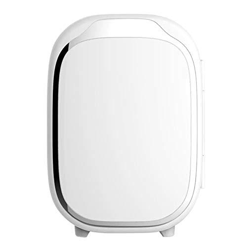Mini Refrigerador Y Calentador Eléctrico De 12 V, Refrigerador Pequeño De 6 L, Refrigerador Portátil Con Congelador Para Oficina En Casa Y Automóvil