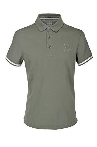 PIKEUR Herren Polo-Shirt ABRAXAS, agave, S
