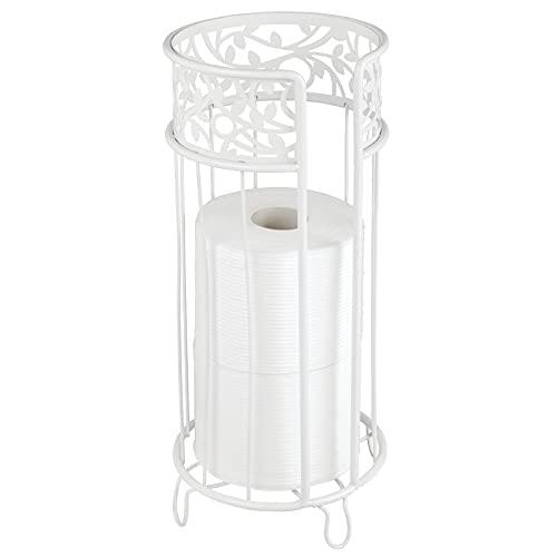 Top 10 best selling list for white shabby chic toilet paper holder