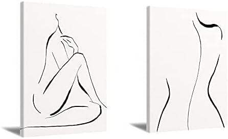 Abstract body art