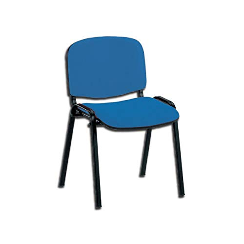GIMA - SEDIA ISO - similpelle - blu