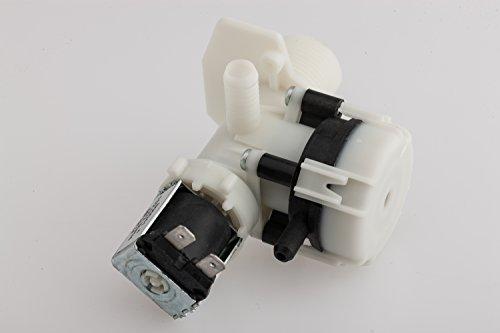 daniplus© Magnetventil, Elektroventil einfach für Spülmaschine, Geschirrspüler von AEG, Electrolux, Quelle, Privileg, Rex - 152023300/6