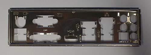 ASRock FM2A75 Pro4-M Blende - Slotblech - I/O Shield