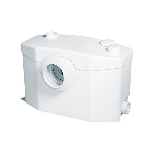 SFA 0015 SaniPro XR - Sistema de elevación combinado (tamaño pequeño), color blanco
