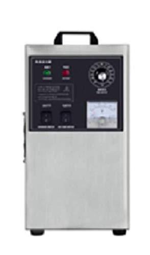 Interbox QJ-8001K-3G - Generado de ozono in Acero Inoxidable 304, purifica el aire, elimina olores, desinfecta el ambiente