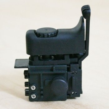 Interruptor con regulador de velocidad para Makita Taladro, taladro percutor HP 2051, HP 2051 F, 4011 DP, HP2051, DP4011