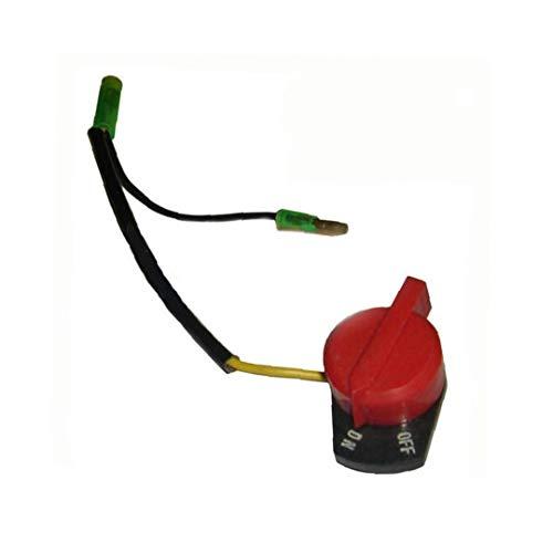 Interruptor on Off Parada Del Motor Generador Y Motor Interruptor De Parada Del Motor Profesional Interruptor De Parada Para Honda Gx120 Gx160 Gx200 Gx240 Gx270 Gx340 Regalos Para Los Amantes Del Arte