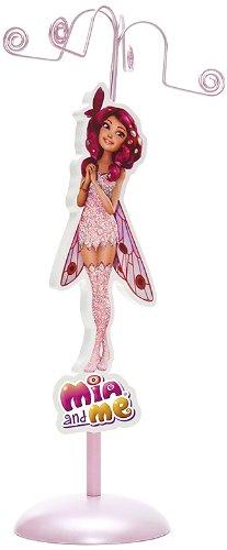 Joy Toy 118159 - Mia And Me Portacollane con Figura in Legno in Confezione Regalo