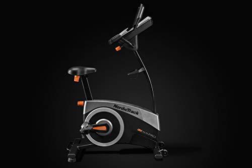 Vélo d'appartement Nordicktrack GX 4.4 Pro - Effective Inertia 9 kg-Résistance Digitale 25...