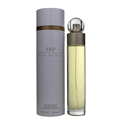 Perry Ellis 360 Splash For Women, 3.4 Ounce