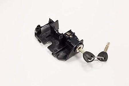 ABUS Bosch - Plus-Zylinder für Gepäckträgerakku Gen. 2 Schliesszylinder, schwarz, One Size